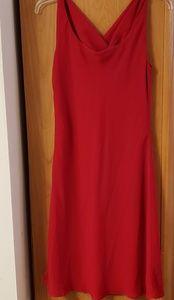 Trio NY red dress